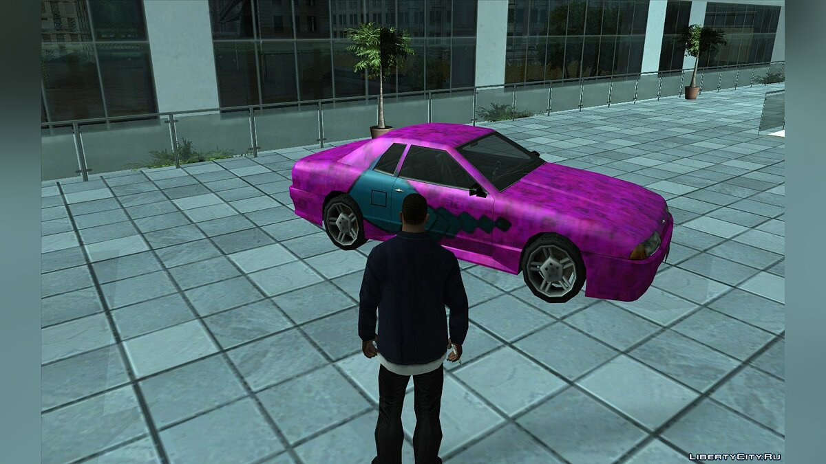 CLEO ������ PaintJob ��� GTA San Andreas