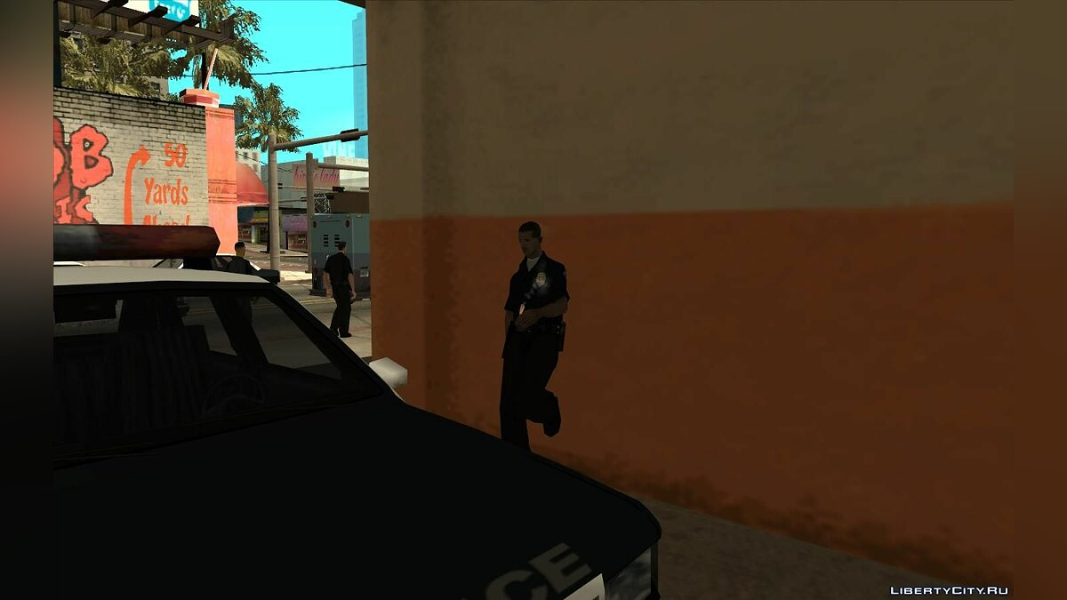 CLEO ������ ��������� C.R.A.S.H ��� GTA San Andreas
