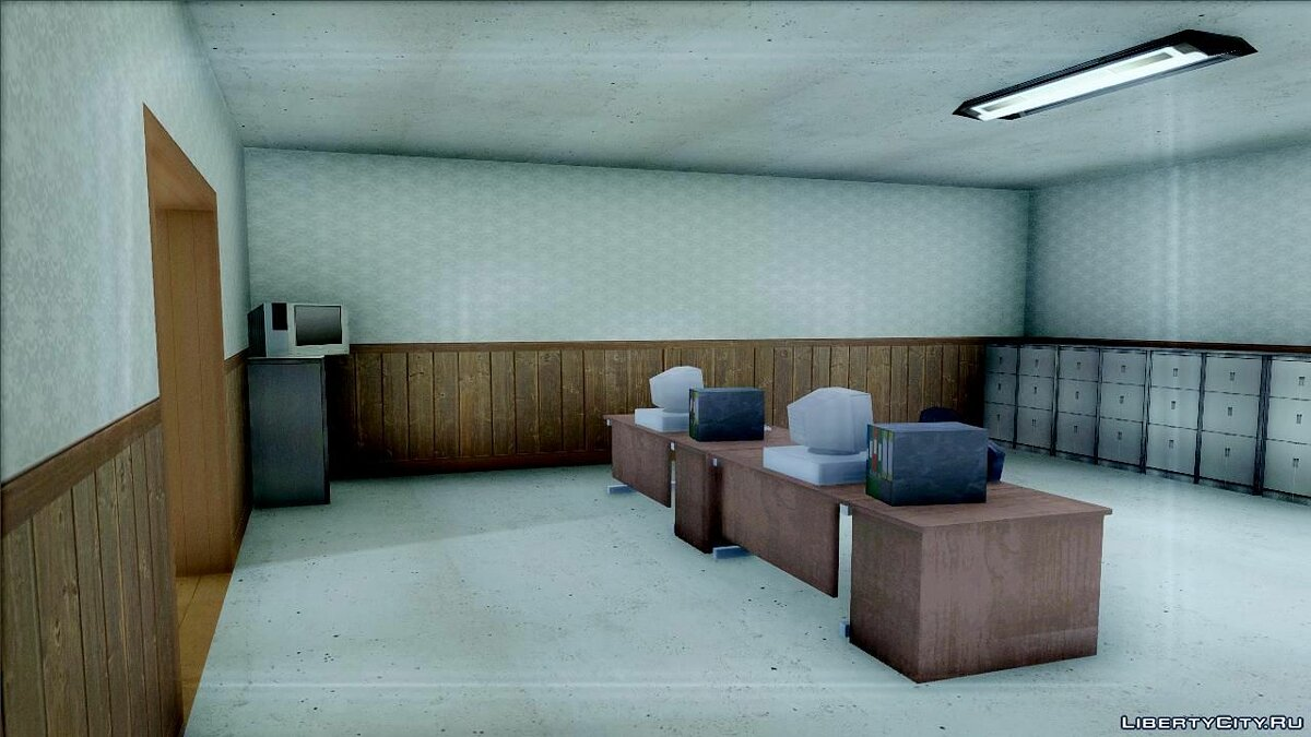 ���������� ��� New Interior for SFPD ��� GTA San Andreas ��� GTA San Andreas