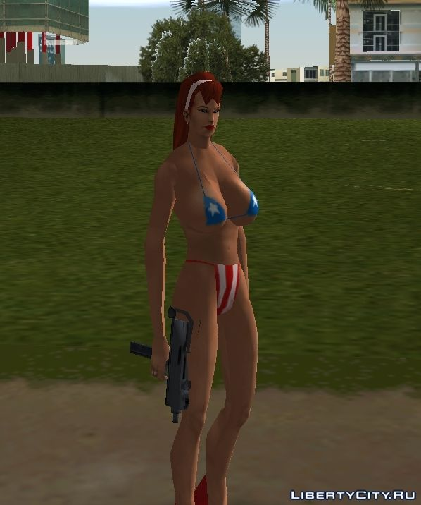 sexy naked girls from gta