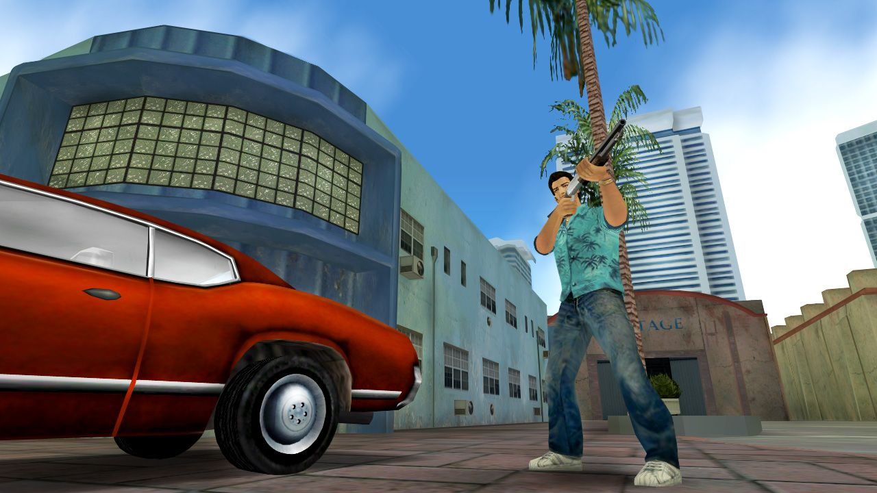 ���������� �� GTA: Vice City