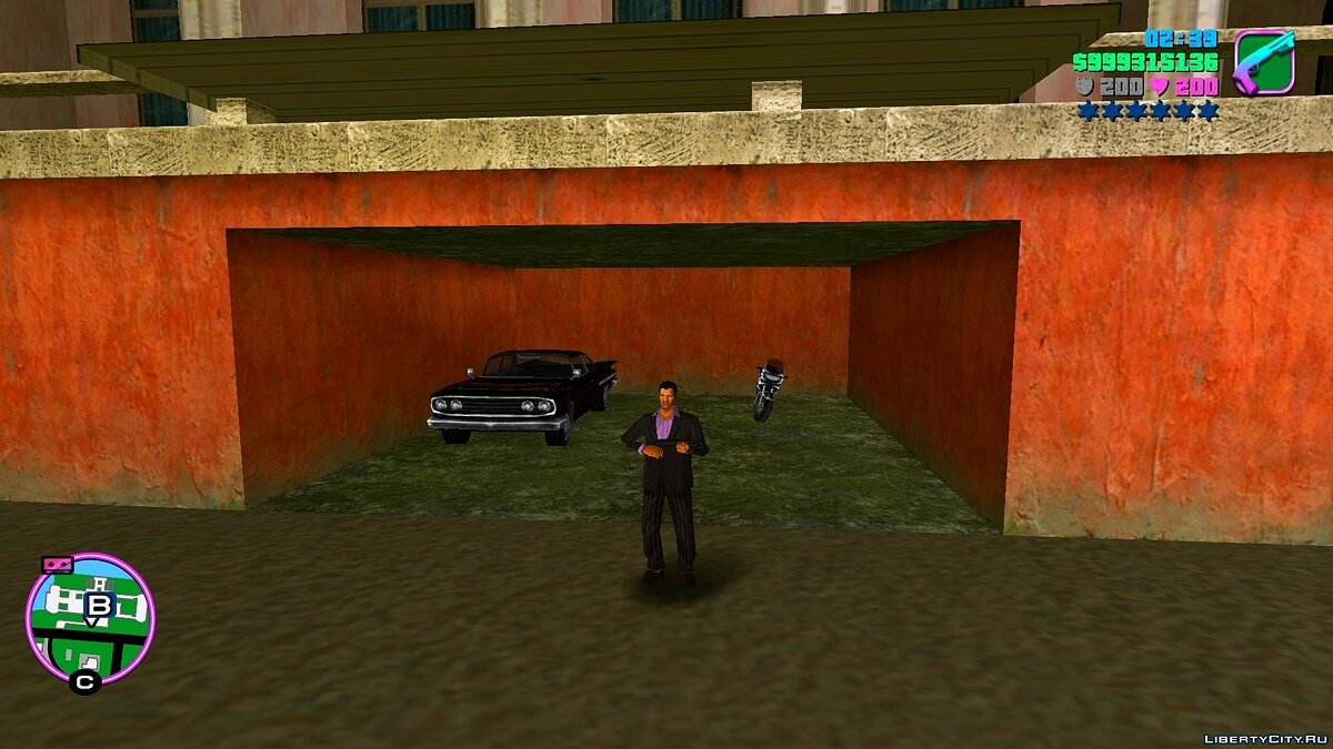 ���������� GTA Vice City 100 % save ��� GTA Vice City