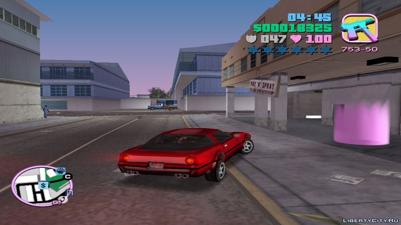 Vice city, the fourth title in the grand theft auto video game series