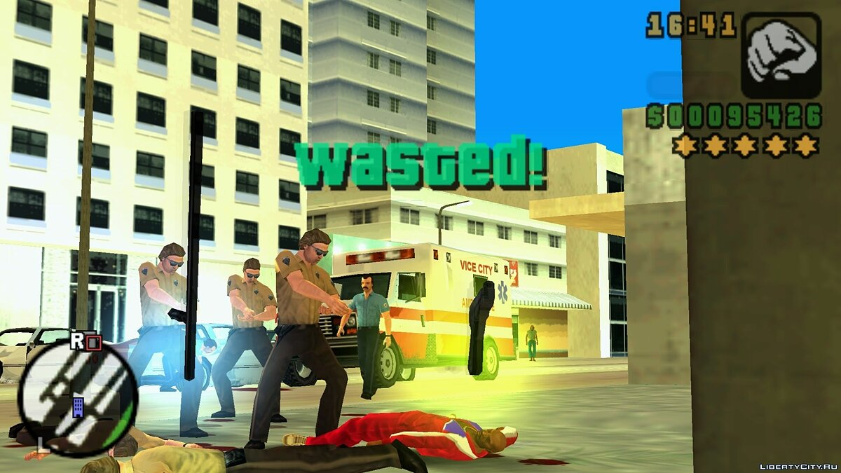 ���������� ���������� ����� ������ ������ ��� Vice City Stories (Save after each mission) ��� GTA Vice City Stories