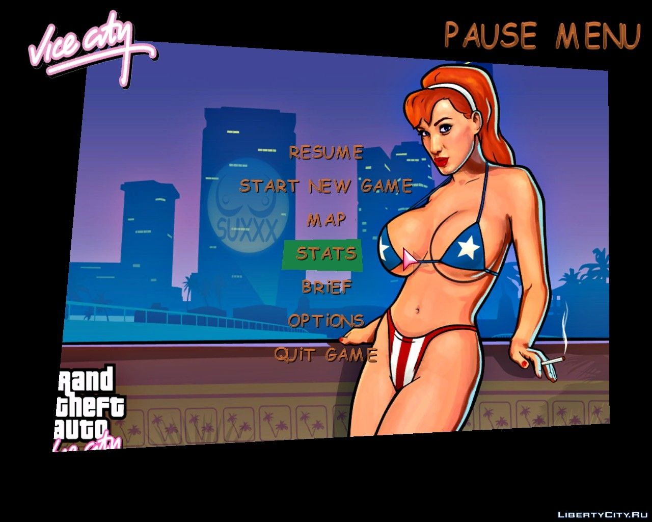 Vice city porn pic sexual bad booty