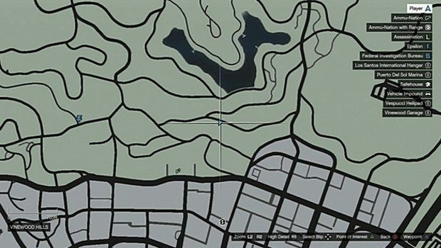 Gta 5 ps3 pegassi vacca location