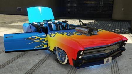 Новые машины