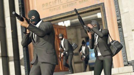 Прохождение ограблений Heists в ГТА Онлайн