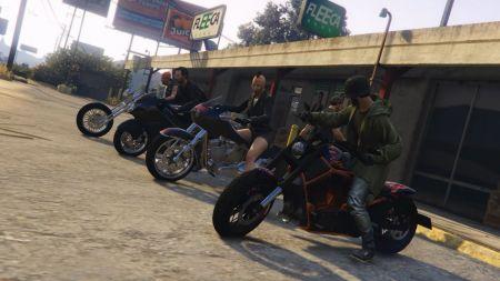 GTA Online: Bikers — как создать мотоклуб и стать его президентом, заработать денег и ездить в построении